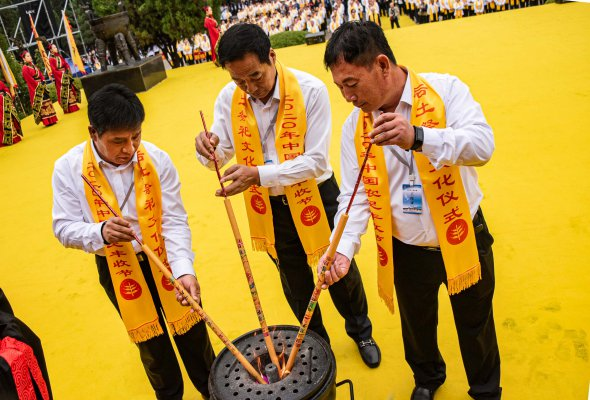 中國農民豐收節 華康立效展風采(圖文)